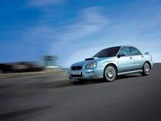 Autoesittely Subaru Imperaza (2003)