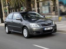 Autoesittely Toyota Corolla 2002-2007