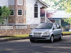Autoesittely Hyundai Getz (2002)