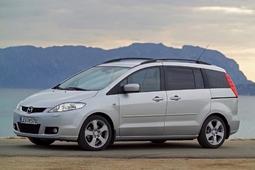 Autoesittely Mazda5