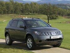 Autoesittely Nissan Murano 2006