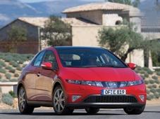 Autoesittely Honda Civic 2006