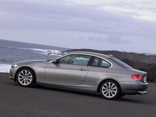 Autoesittely BMW 3-sarja Coupe 2008-2009