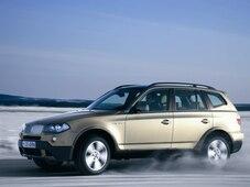Autoarvio: Koeajossa BMW X3 20d