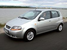 Autoesittely Chevrolet Kalos (2005)