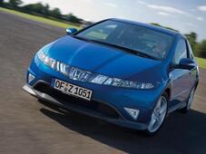 Autoesittely Honda Civic 2008-2009