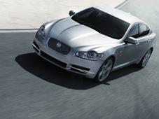 Autoarvio: Koeajossa Jaguar XF 2.7D V6 Luxury