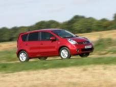 Autoarvio: Koeajossa Nissan Note 1.4 65 Visia