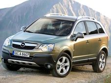 Autoesittely Opel Antara (2008)