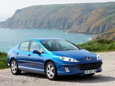 Autoesittely Peugeot 407 2008-2010