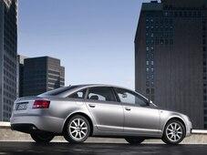 Autoesittely Audi A6 2008-2009