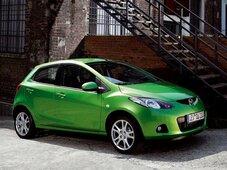 Autoarvio: Koeajossa Mazda2 1.3 Elegance 5MT 5ov Z02