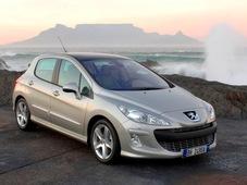 Autoesittely Peugeot 308 2008-2009