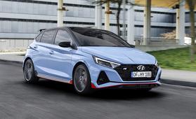 Suosittu kohtuuhintaisten arkisporttien sarja laajeni – Hyundai i30 N saa rinnalleen Kona N ja i20 N -mallit