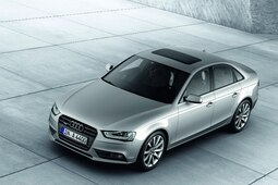 Koeajossa Audi A4 2.0 TDI 105 kW Business