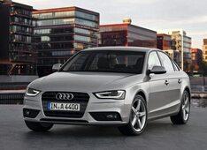 Autoesittely Audi A4 2012