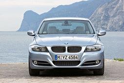 Autoesittely BMW 3-sarja 2010-2011