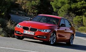 Autoesittely BMW 3-sarja 2012
