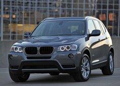 Koeajo BMW X3 xDrive20dA Business
