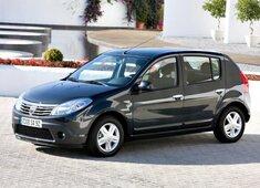 Koeajo Dacia Sandero 1.6 Hi-Flex Laureate
