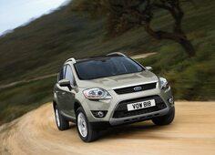 Autoesittely Ford Kuga 2011