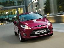 Autoesittely Ford Fiesta 2012