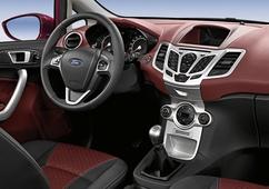 Autoesittely Ford Fiesta (2011)