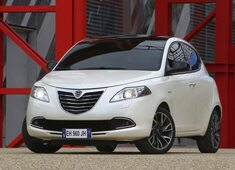 Autoesittely Lancia Ypsilon