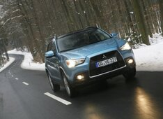 Autoesittely Mitsubishi ASX 2011