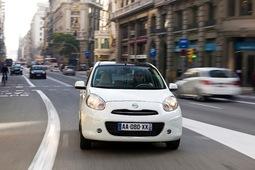 Autoesittely Nissan Micra 2012