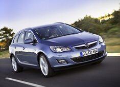 Autoesittely Opel Astra 2012