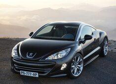 Autoesittely Peugeot RCZ 2012