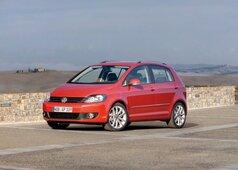 Autoesittely Volkswagen Golf Plus 2005-2009