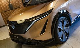 Ensitutustuminen japanilaiseen sähköiseen huippu-uutuuteen – tällainen on uusi Nissan Ariya
