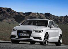 Autoesittely Audi A3 Sedan & A3 Cabrio 2014