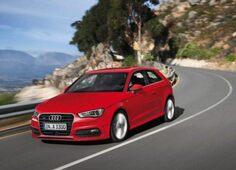 Autoesittely Audi A3 CC 2012