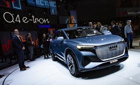 Audin sähköautovyörytys: nämä mallit ovat seuraavana vuorossa