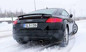IL koeajo ja arvio: Audi TT quattro Coupé