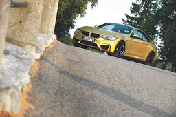 Kaasujalka.fi koeajo ja arvio: BMW M4