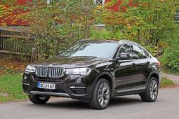 IL koeajo ja arvio: BMW X4 xDrive 20d