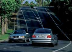 Autoesittely BMW 5-sarja E39