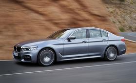 Tällainen on BMW:n uusi 5-sarja - täynnä upeita ominaisuuksia