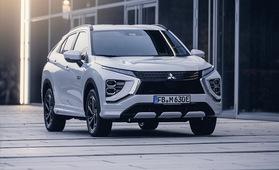 Suosittu nelivetohybridi saa pienemmän sisarmallin – tällainen on Mitsubishi Eclipse Cross PHEV