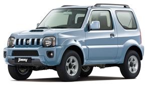 Autoesittely Suzuki Jimny 2012