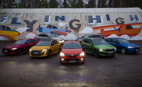 7 kovaa finalistia – listasimme Vuoden Auto Suomessa 2020 -kilpailun automallien vahvuudet