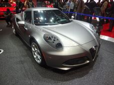 Geneven autonäyttely 2013: Fiat-konserni