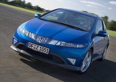 Autoesittely Honda Civic 2006-2011