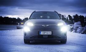 Rengasvalinnalla on väliä – näin paljon täyssähköisen SUV:n toimintamatka kasvoi rengaspäivityksellä