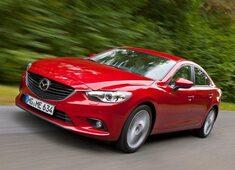 Autoesittely Mazda6 2013