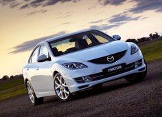 Autoesittely Mazda 6  2008-2012